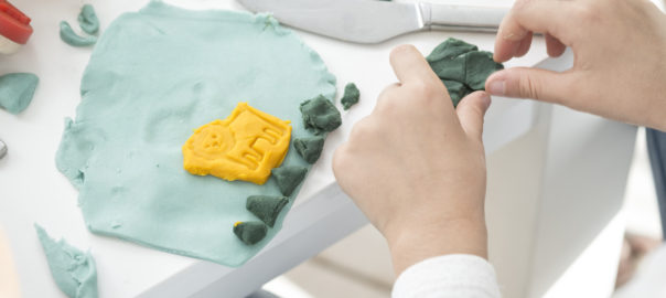 creative play, chaos and personal development ailefo organic modeling clay